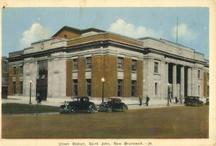 Vintage Saint John