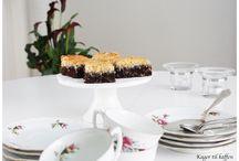 Opskrifter / Karamelliseret chokoladekage