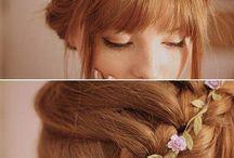 Peinados con flequillo