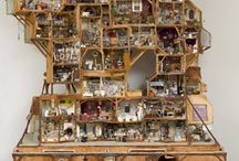 Miniatures / Ray Fauld's 1/6th scale wood workshop