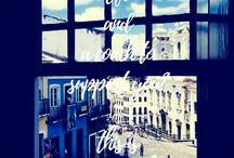 Travel Coaching / Quando a viagem começa dentro de ti, o mundo aguarda-te.