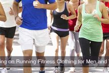 Running Fitness Clothing for Men and Women