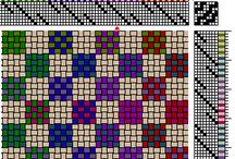 Weaving Drafts / by Jeffrey Guenther