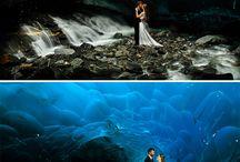 Wedding criative photos