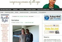 Inspirational interviews with women in 2013..