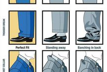 Men's clothing styling