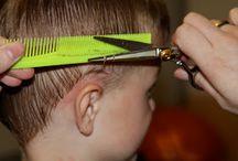 Raising Boys - Haircuts
