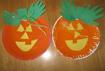 Pumpkin Day in Kindergarten / by Marisa Hiltel-Nordlin