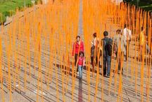 interactive art/ playground