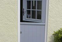 Composite Stable Doors / Our range of stable doors are as stunning as they are practical.