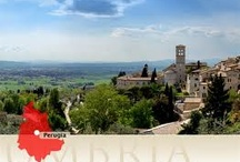 i posti che amo: #Umbria - places I love: Umbria Italy / #umbria #italy #tour the green heart of Italy, one of the smallest Italian regions and the only peninsular region that is landlocked.