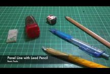 Gunpla Tutorial - Quick Tutorial Videos