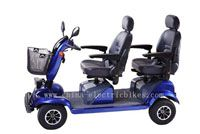 tandem mobility scooters / Tandem mobility scooters with the traditional motorcycle is the biggest difference will change the traditional internal combustion engine drive electric drive.