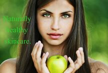 Be Healthy. / All Natural Ingredients. No Parabens, Preservatives, or Fillers. Naturally healthy skincare.