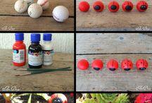 balls craft ideas