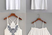 camisa malha verão