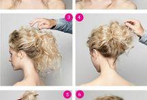 hairstyles / fryzury
