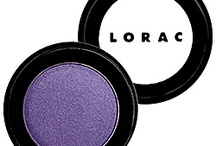 Sephora Color Wash / violet colors, blue violet and red violet, tints and shades / by http://fabricatedframes.com