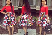African print chic