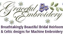 Embroidery Websites / by Tammy James