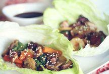 Mmmmm Food / by Jennifer Crowe