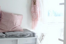 Pretty pastel interiors / by househunting.ca