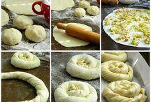 Bread and phillo / by Dusica Dimovski