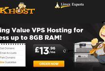 SSD VPS Hosting UK