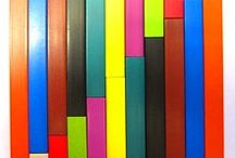 Cuisenaire System / Beautiful & effective, Cuisenaire rods are a classic mathematics learning aid that provides a hands-on way to explore mathematics and learn mathematical concepts.