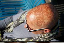 Henna Head designs