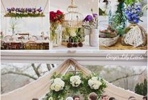 Stunningly Swell: My Mother's Work / Favorite Projects by my Swell Mama: Ginger of Ginger Lily Events and Florals / by Swell Forever