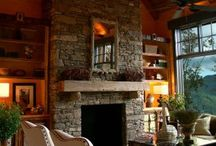Living rooms / by Cathy Edstrom