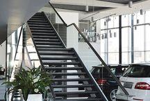Magaza merdiven