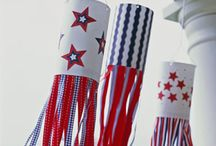 4th of July ideas and crafts / by Debbie J.