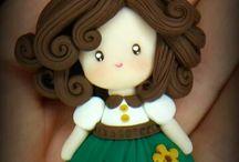 куколки из пг