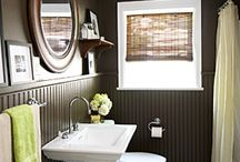 Bathroom Makeover / by Dana Ingram