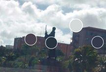 """Objeto, luz y color (G2) / Imágenes realizadas en la actividad """"Objeto, luz y color"""" de la asignatura Color del grado en Diseño de la Universidad de La Laguna en el curso académico 2016/17 del grupo 2."""