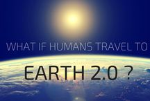 Travel To Kepler / Earth 2.0 / A Board which will Talk about Travel Excursions to Earth 2.0 aka Kepler 452b
