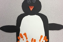 Toddlers penguins