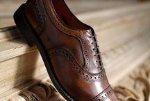 Attire - Shoes for the Gentlemen