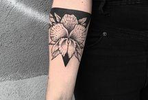 tattoo orchid