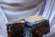 ethiopian bookbinding