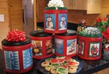 Folgers Containers