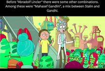rick and morty general
