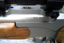 Custom TC Encore Rifles / TC Exclusive ProHunter Signature Series Rifles