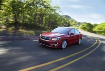 Subaru Impreza / The 2015 Subaru Impreza - It's not just a car. It's a Subaru. / by Subaru