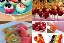 Frutas novedades