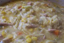 Soups / by Darcey Doeden