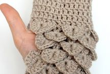 crocodile gloves