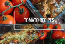 TOMATO / TOMATO RECIPES